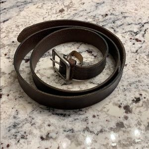 Levi's Leather Belt Size XL